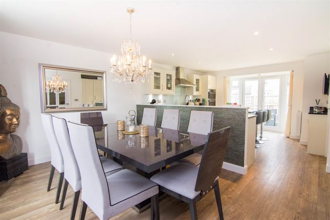 Dining Area of Mill Walk, Otley LS21