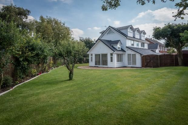 Thumbnail Detached house for sale in Stoneleigh Close, Ainsdale, Liverpool