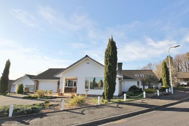 Thumbnail Detached bungalow for sale in Long Meadow, Gayton, Wirral