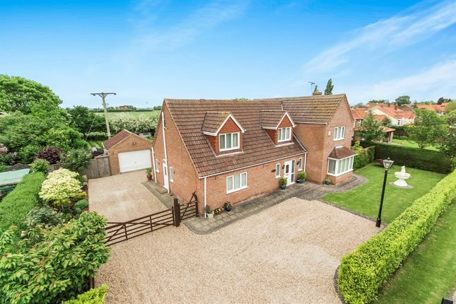 Thumbnail Detached house for sale in Northlands Lane, Sibsey, Boston