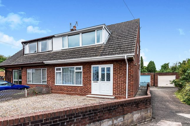 Thumbnail Semi-detached house for sale in Oldcroft, Oakengates, Telford