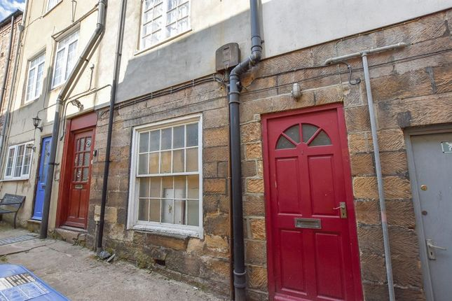 Thumbnail Flat for sale in Burns Yard, Flowergate, Whitby