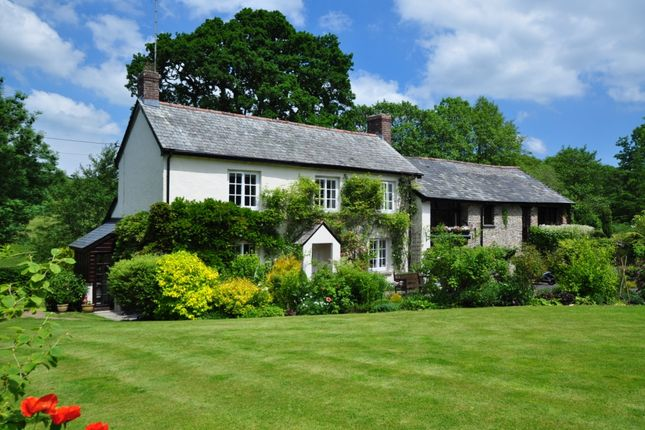 Thumbnail Cottage for sale in Ash Mill, South Molton