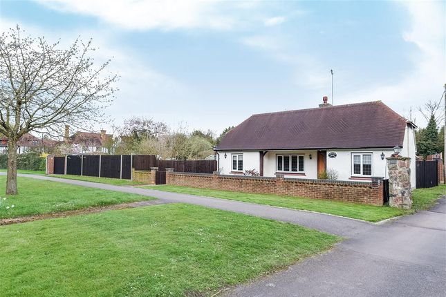 Thumbnail Bungalow for sale in Stroude Road, Egham