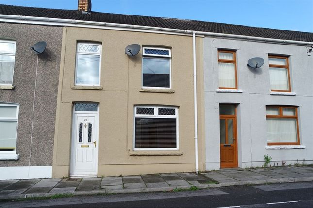 Thumbnail Terraced house to rent in Meadow Street, Maesteg, Mid Glamorgan