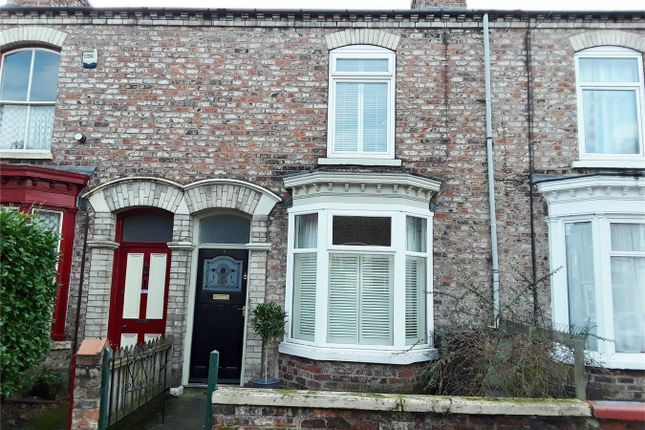 Thumbnail Terraced house to rent in Neville Street, York