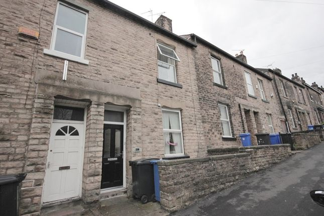 Thumbnail Terraced house to rent in Crookesmoor Road, Walkley, Sheffield