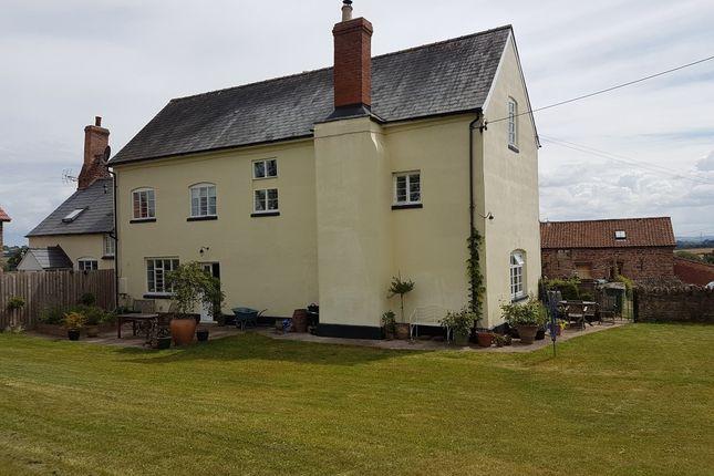 Thumbnail Farmhouse to rent in Laskett Lane, Much Birch