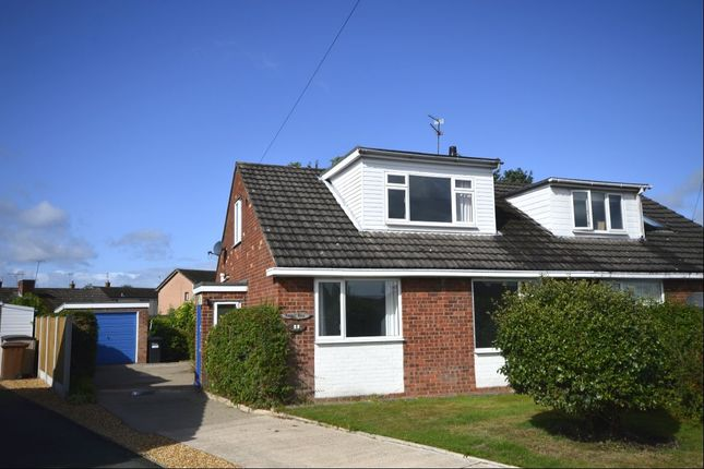 Thumbnail Bungalow to rent in Whitefriars, Oswestry