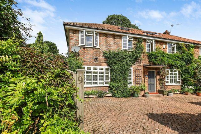 Thumbnail Semi-detached house for sale in Lancaster Road, Wimbledon Village, London
