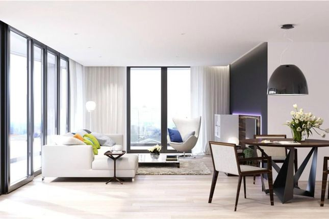3 bed property for sale in Commodore House, Royal Wharf, London