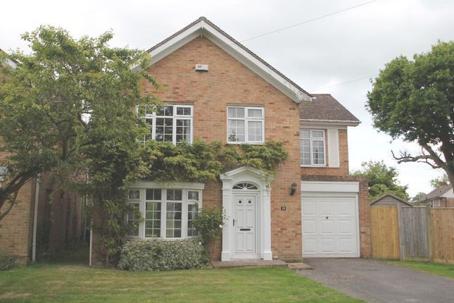 Thumbnail Detached house to rent in Townland Close, Biddenden, Kent