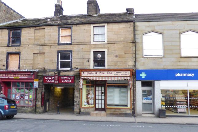 Thumbnail Retail premises for sale in Kirkgate, Otley, West Yorkshire