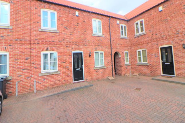 2 bed terraced house for sale in Weaverly Court, Thorne, Doncaster DN8