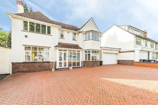 Thumbnail Detached house for sale in Etwall Road, Birmingham, West Midlands