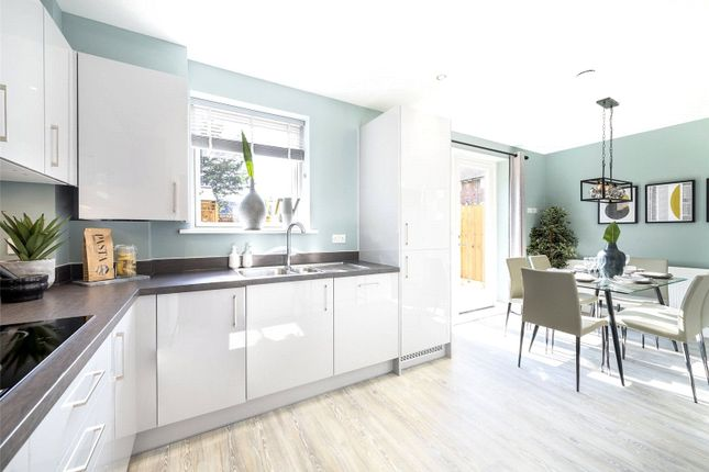 Thumbnail Terraced house for sale in Siskin Place, Hornbeam Road, Hayes