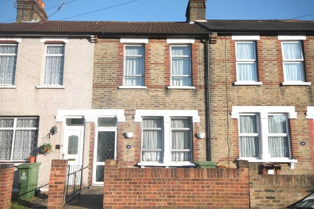Thumbnail Terraced house for sale in Hurst Road, Erith