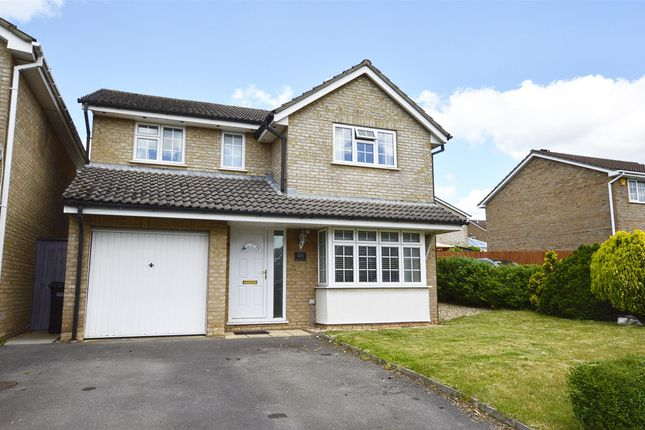 Thumbnail Detached house for sale in Long Barnaby, Midsomer Norton, Radstock