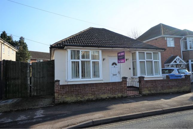Thumbnail Detached bungalow for sale in Rectory Road, Farnborough