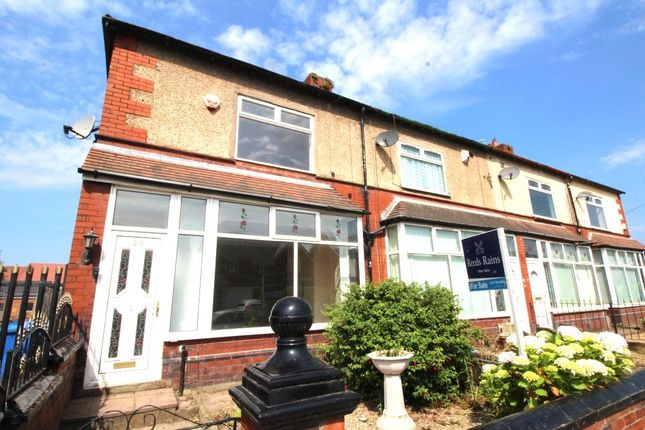 3 bed terraced house for sale in Moss Lane, Worsley, Manchester