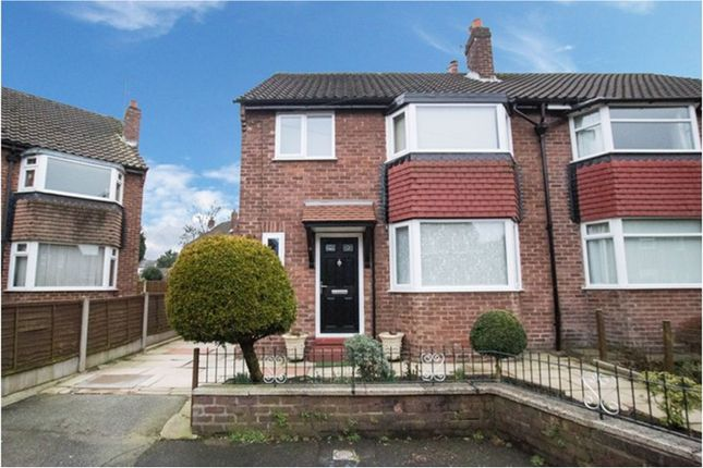 Thumbnail Semi-detached house to rent in Emerson Avenue, Eccles