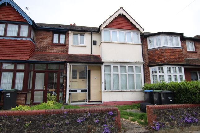 Thumbnail Terraced house for sale in Porlock Road, Enfield