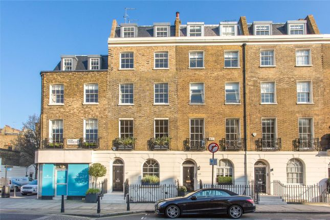 Thumbnail Terraced house for sale in Eaton Terrace, Belgravia, London