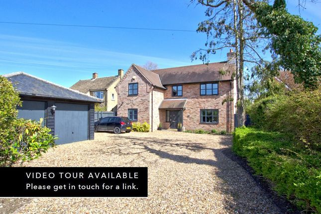 Thumbnail Detached house for sale in Barton Road, Haslingfield, Cambridge