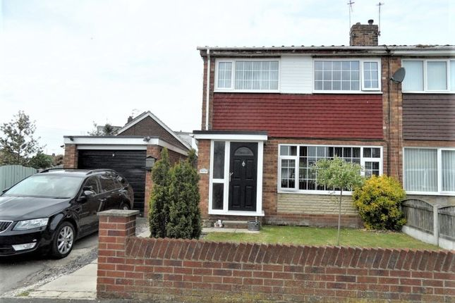 Thumbnail Semi-detached house for sale in Arundel Road, Norton, Doncaster