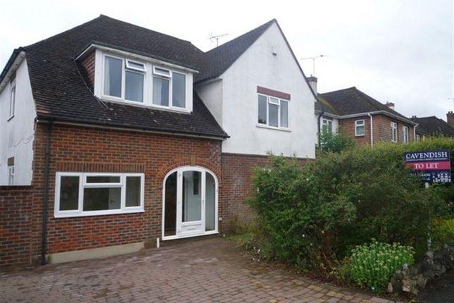 Thumbnail Property to rent in Marlborough Crescent, Sevenoaks