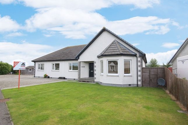 4 bed detached bungalow for sale in 8 Monks Walk, Fearn, Tain.
