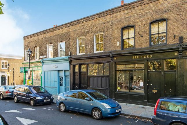 Thumbnail Terraced house for sale in Columbia Road, London