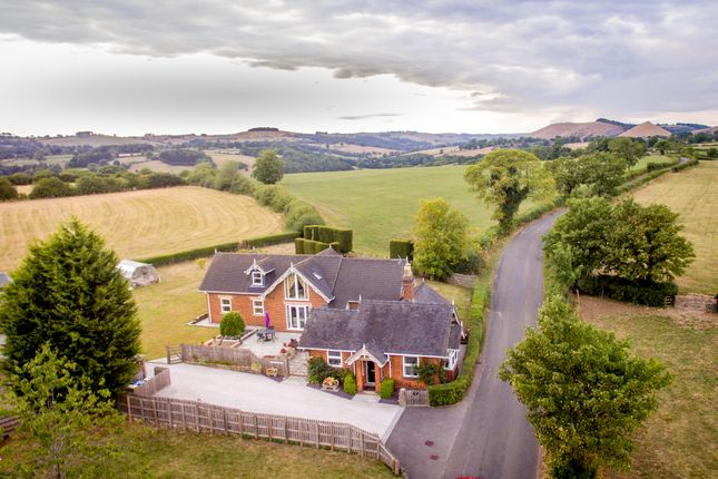 Thumbnail Detached house for sale in Spend Lane Thorpe, Derbyshire