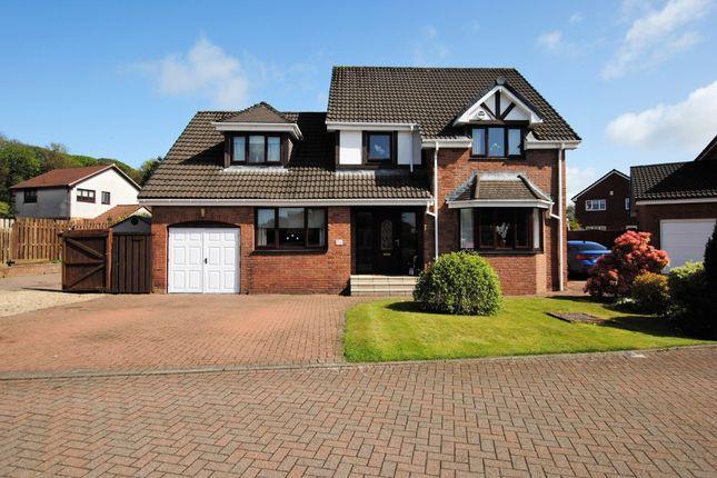 Thumbnail Detached house for sale in Glentruim View, Kilmarnock