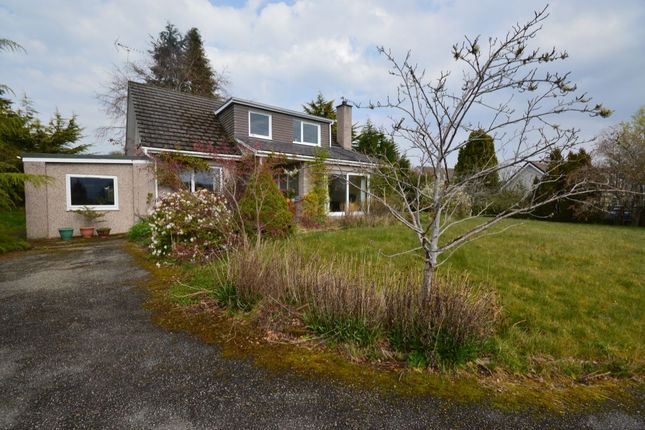 Thumbnail 3 bed detached house to rent in Kirkhill, Inverness