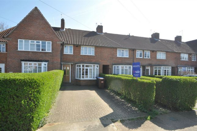 Thumbnail Terraced house for sale in Handside Lane, Welwyn Garden City, Hertfordshire