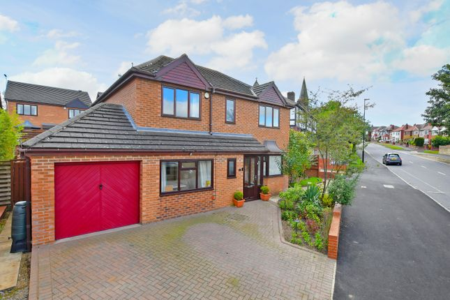 4 bed detached house for sale in Norton Lees Lane, Sheffield S8