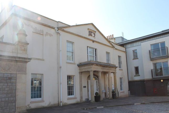 Thumbnail Flat to rent in Dr Foxes, Knightstone Causeway, Weston-Super-Mare