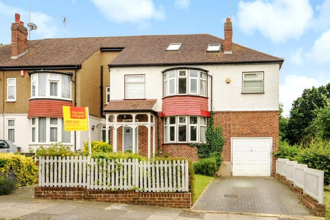 5 bed end terrace house for sale in Windsor Road, Finchley N3,