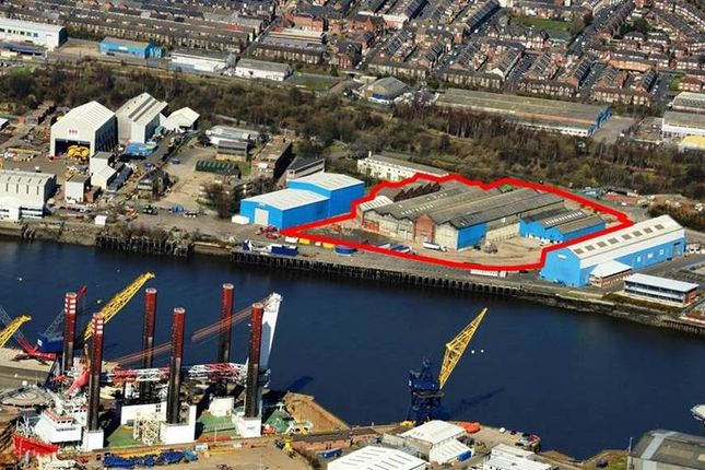 Thumbnail Light industrial to let in Davy Bank, Wallsend, Tyne And Wear