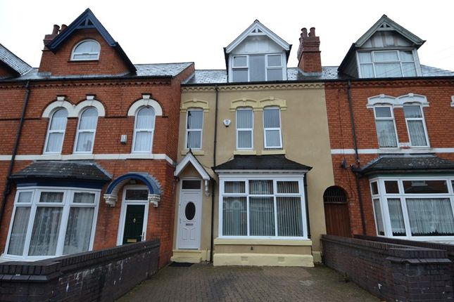 Thumbnail Terraced house for sale in Willows Crescent, Balsall Heath, Birmingham