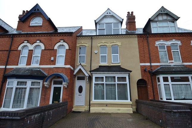 Thumbnail Terraced house for sale in Willows Crescent, Balsall Heath, Birmingham