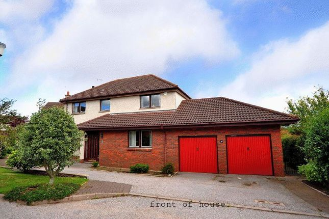 Thumbnail Detached house to rent in St Michaels Way, Portlethen, Aberdeenshire
