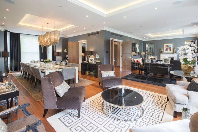 Living Room of St John's Wood Park, St John's Wood, London NW8