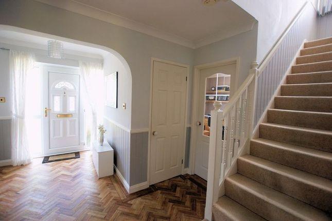 Hallway of Mimosa Drive, Fair Oak, Eastleigh SO50