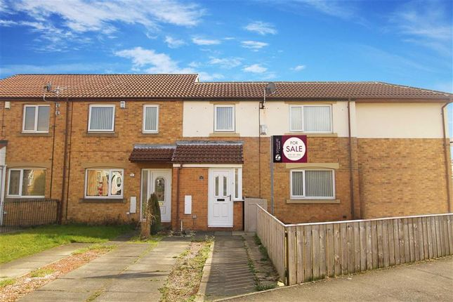 2 bed terraced house for sale in Ribblesdale, Wallsend, Newcastle Upon Tyne