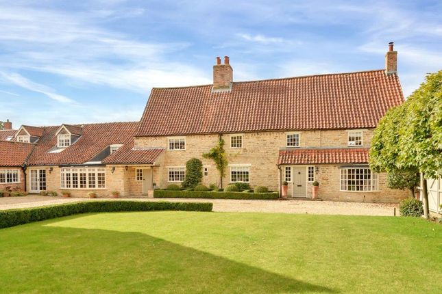 Thumbnail Link-detached house for sale in Manor Farm High Street, Heighington, Lincoln
