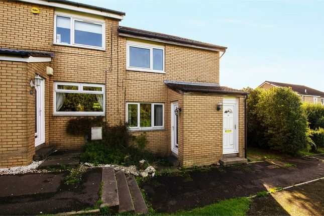 Thumbnail Flat for sale in Lyne Drive, Summerston, Glasgow