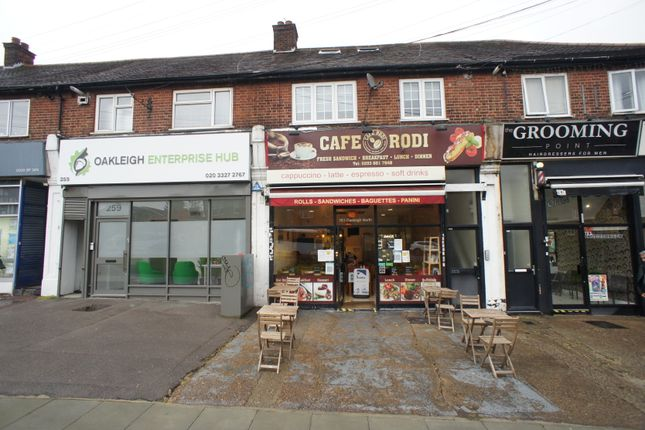 Thumbnail Restaurant/cafe to let in Oakleigh Road North, London