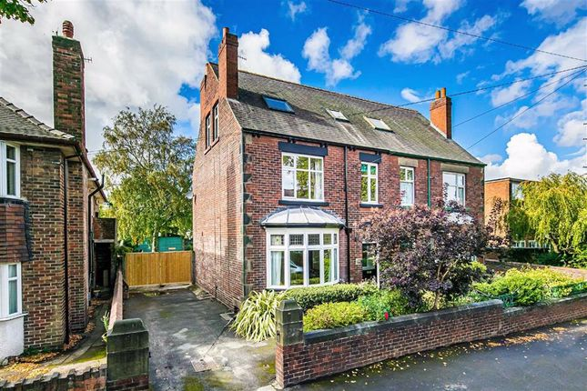 Thumbnail Semi-detached house for sale in 174, Hunter House Road, Hunters Bar